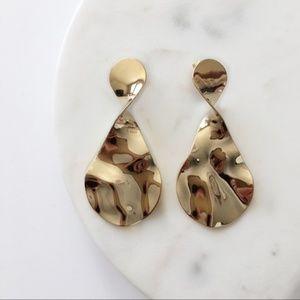 KIRA WAVE Earrings - GOLD